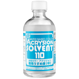 T-302 Acrysion Solvent (110ml)