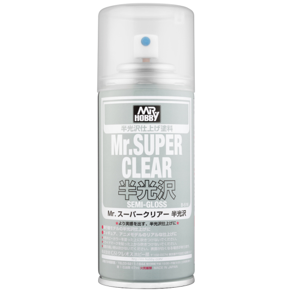 B-516 Mr.Super Clear Semi-Gloss
