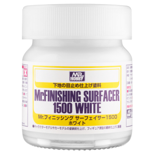 SF-291 Mr.Finishing Surfacer 1500 White