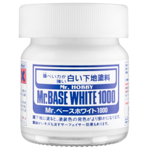 SF-283 Mr.Base White 1000