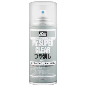 B-514 Mr.Super Clear Flat