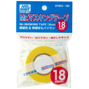 MT-603 Mr. Masking Tape (18mm)